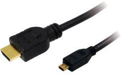 Câbles: HDMI - Micro HDMI