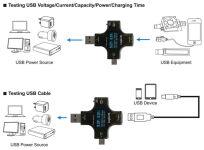 Instruments de mesures USB