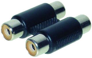 shiverpeaks BASIC-S Adaptateur audio 2 x prise cinch femelle