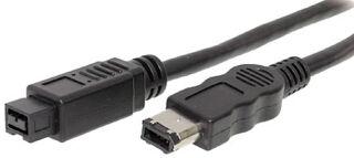 shiverpeaks BASIC-S Câble FireWire 1394b, fiche 9 broches