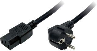 LogiLink Câble d'alimentation contact de securité, 3 m