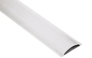 hama Protège-câbles, semi circulaire, longueur: 1,0 m,