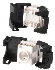 Module Keystone CAT 5, Classe D, non blindé