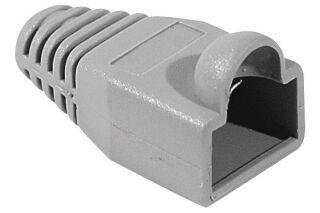 Manchons gris diam 6,5 mm (sachet de 10 pcs)