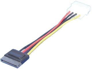 Logilink Serial ATA câble de courant , 0,15 m