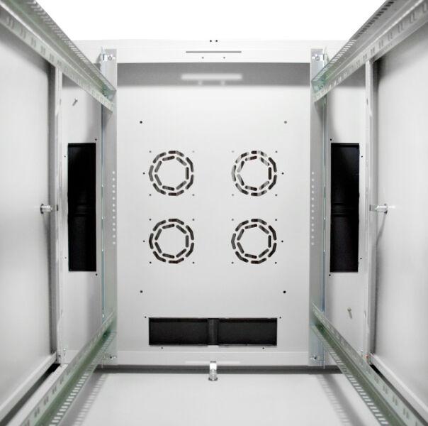 baie de brassage 19 pouces 22 u 400 kg gris 600x600x1164. Black Bedroom Furniture Sets. Home Design Ideas
