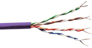 DIGITUS Câble d'installation Kat.6, S/FTP, LSOH, 305 m Annea