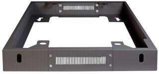 LogiLink Socle (L)800 x (P)800 mm, noir (RAL9005)