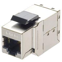 LogiLink Connecteur keystone Cat.6A, classe EA, blindé