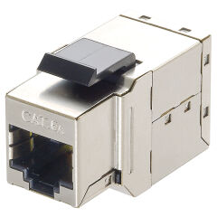 LogiLink Connecteur keystone Cat.6A, classe EA, blindé