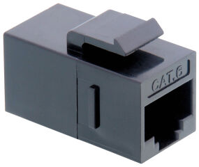 LogiLink Connecteur keystone Cat.6, Classe E, non blindé