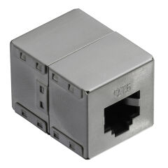 Connecteur RJ45 CAT6 blindé
