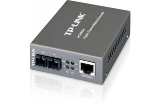 Convertisseur TP-Link RJ45 Gigabit / fibre optique multimode
