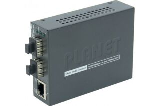 Planet GT-1205A Convertisseur Bridge RJ45 Gigabit +2 SFP