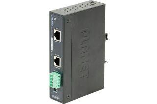 Splitter industriel Planet IPOE-1625 - ports gigabit poe + sortie 12/24V
