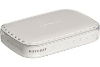 Switch Netgear GS605 5 ports Gigabit