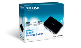 Switch TP Link SG1005D 5 ports Gigabit