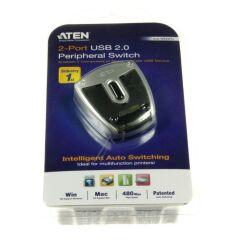 ATEN US221A Partageur imprimante USB 2.0 2 ports