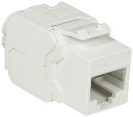 Module Keystone Cat.6A, Classe EA, non-blindé