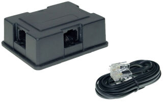 shiverpeaks BASIC-S ISDN répartiteur, 3 ports