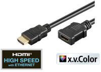 shiverpeaks BASIC-S HDMI Câble de rallonge, 0,50 m