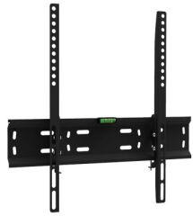 shiverpeaks BASIC-S Support mural pour écrans TV plat, noir