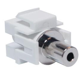 LogiLink Module keystone prise jack femelle 3,5 mm