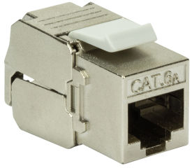 Module Keystone Cat 6A, non-blindé