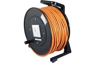 Enrouleur câble CAT.6A s/ftp 90 m