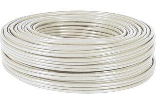 Câble multibrin F/UTP CAT5e gris - 100 m
