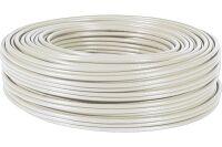 câble multibrin S/FTP CAT6 LS0H gris - 100 m