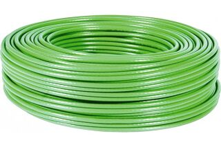 cable multibrin s/ftp CAT6 vert - 100M
