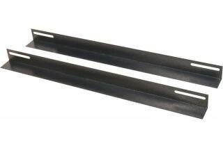 Kit 2 équerres 550 mm noir