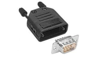 Kit connecteur à souder - SUBD9 M