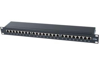 Panneau 1U 24 ports CAT5e STP