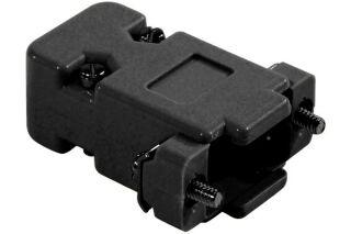 Capot DB9 - plastique noir