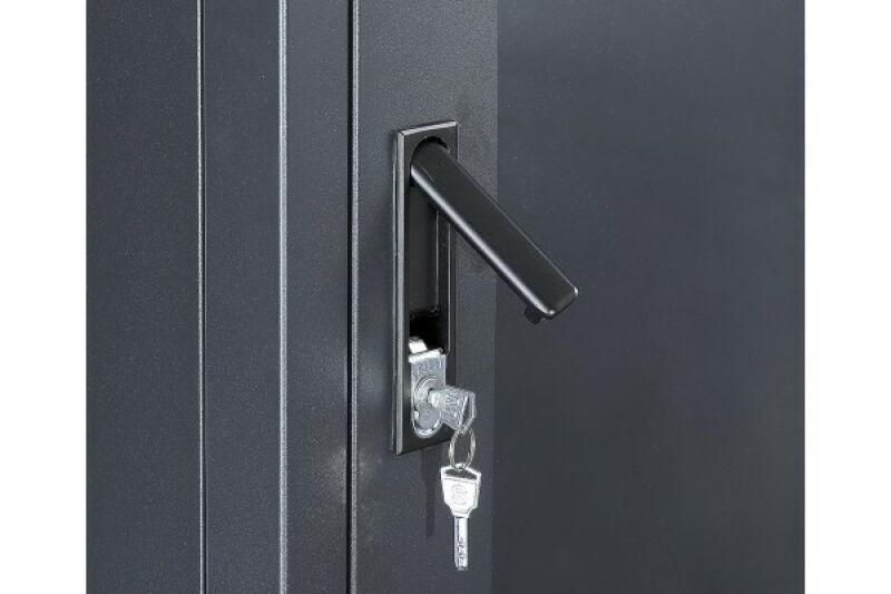 baie de brassage 27u 600 x 600 noir achat vente m d c 755168. Black Bedroom Furniture Sets. Home Design Ideas