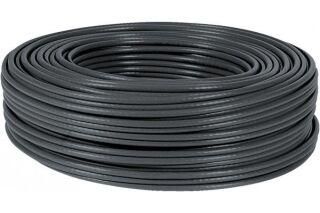 Câble monobrin F/UTP CAT6A extérieur - 100 m
