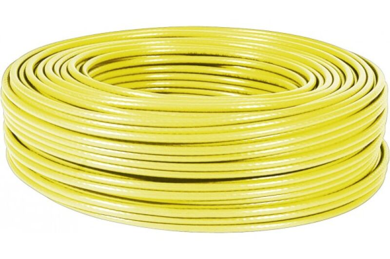 cable multibrin f utp cat6a ls0h jaune 100m achat vente mdc 611944. Black Bedroom Furniture Sets. Home Design Ideas