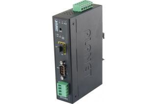 Planet ICS-2105A conv.ind. DB9 vers fibre SFP 100FX 2-20kms