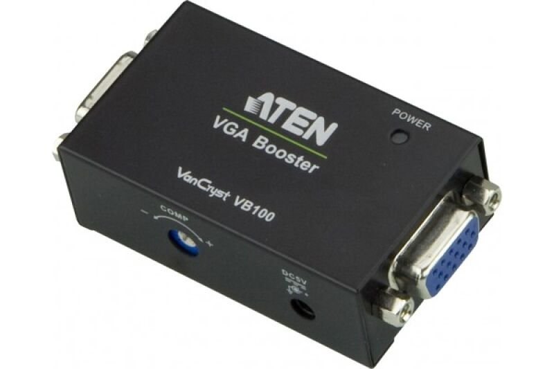 Amplificateur de signal vga aten vb100 achat vente aten for Amplificateur de signal cellulaire maison
