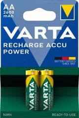 VARTA Batteries 56706101404 HR06 / AA blister de 4