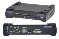 Aten PREMIUM KE6900R extendeur KVM DVI-I/USB sur IP - Récepteur seul