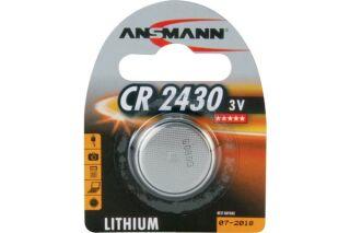 Pile CR2430 - 3 v lithium