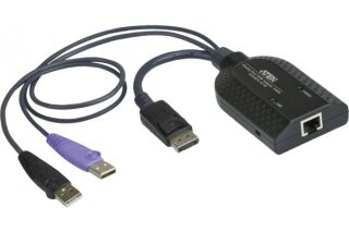 Aten KA7169 module kvm CAT5 DisplayPort+USB Virtual Media