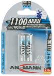 ANSMANN Batteries 5035222 HR03 / AAA blister de 2