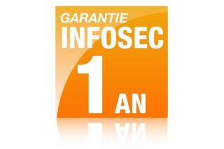 INFOSEC Extension de garantie 1 an 3KVA - 2,5KVA