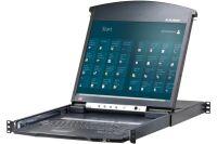 """Aten KL1516AiM console LCD 17"""" KVM IP 16 ports RJ45"""