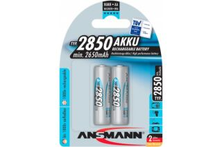 Batteries nimh LR06 aa