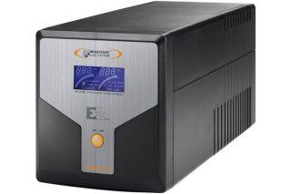 INFOSEC Onduleur E2 LCD - 1000 VA